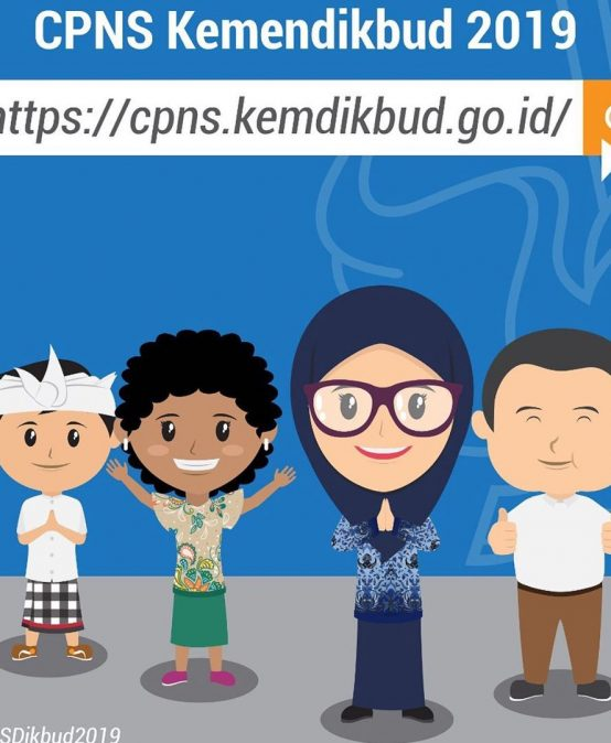 Pengumuman Seleksi Kompetensi Bidang (SKB) CPNS KEMDIKBUD Tahun 2019