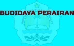 BUDIDAYA PERAIRAN