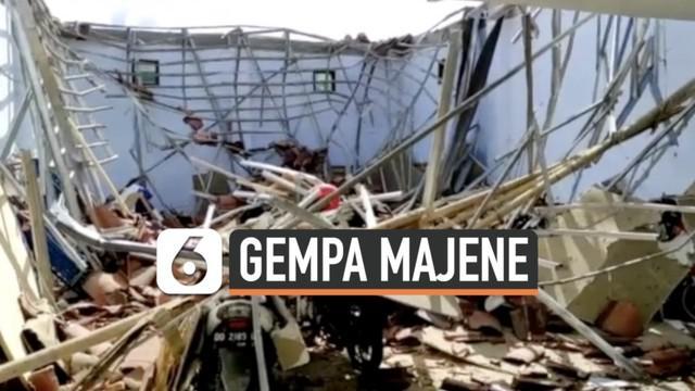 Pembebasan UKT Mahasiswa Terdampak Gempa Sulbar
