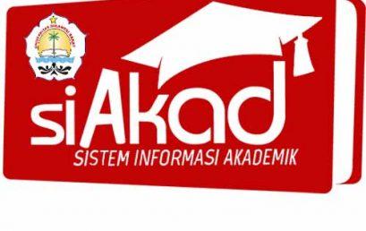 Petunjuk Penggunaan Sistem Informasi Akademik ( SIAKAD )